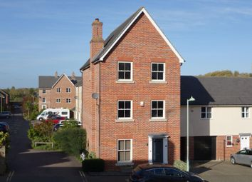 Thumbnail 4 bed town house for sale in Barwell Road, Bury St. Edmunds