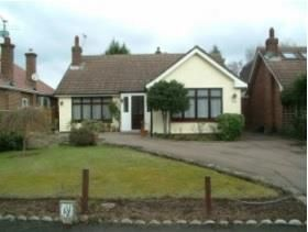 Thumbnail 3 bed detached bungalow for sale in Covert Way, Hadley Wood
