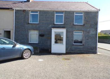 Thumbnail 2 bed flat for sale in Penisarwaun, Penisarwaun, Caernarfon