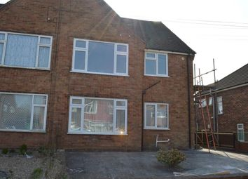 Thumbnail 2 bed maisonette to rent in Prince Of Wales Road, Coventry