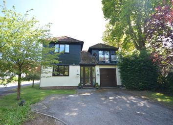 Thumbnail 4 bed detached house for sale in Critchards, Woodbury, Exeter, Devon