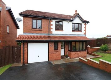 Thumbnail 4 bed detached house for sale in Berkeley Grange, Carlisle, Cumbria