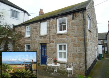 Thumbnail 2 bed flat for sale in Wesley Square, Mousehole, Penzance