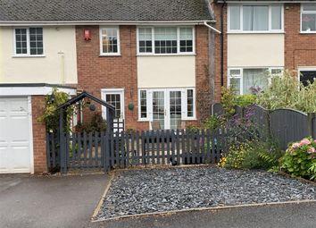 Etruscan Walk, Barlaston, Stoke-On-Trent ST12. 3 bed terraced house for sale
