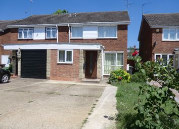 Thumbnail 4 bed semi-detached house to rent in Fontmell Close, St Albans