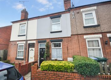 Thumbnail 2 bed terraced house for sale in Cross Road, Foleshill, Coventry