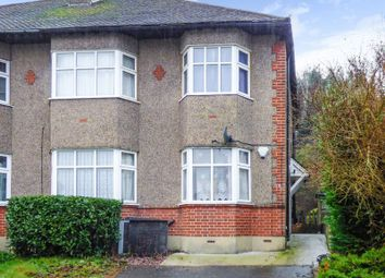 Thumbnail 2 bed maisonette for sale in St. Aubyns Gardens, Orpington