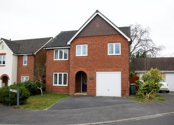 Thumbnail 4 bed detached house to rent in Blunt Road, Beggarwood, Basingstoke