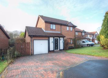 Thumbnail 3 bed detached house for sale in Whinham Way, Morpeth