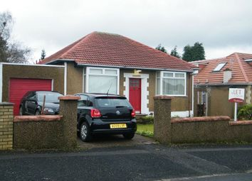 Thumbnail 3 bed detached bungalow to rent in Rannoch Drive, Bearsden, Glasgow