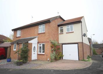 Thumbnail 3 bed semi-detached house for sale in Saddleback Road, Swindon, Wiltshire