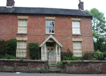 Thumbnail 2 bed detached house to rent in Ashbourne Road, Turnditch, Belper