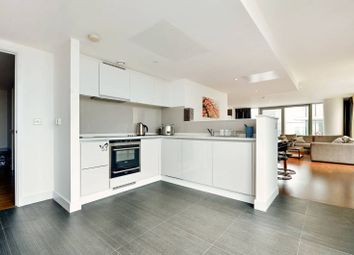 Thumbnail 3 bed flat for sale in Landmark West Tower, Canary Wharf