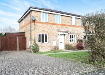 Thumbnail 3 bed end terrace house for sale in Juniper Close, Tunbridge Wells