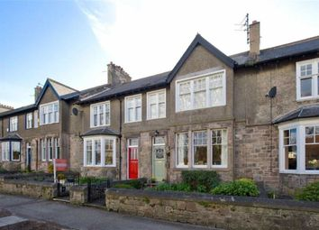 Thumbnail 4 bed terraced house for sale in Lovaine Terrace, Berwick-Upon-Tweed, Northumberland