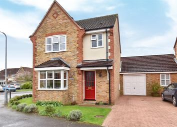 Thumbnail 3 bed link-detached house for sale in Jordans Road, Mill End, Rickmansworth