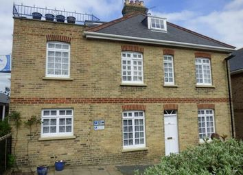 Thumbnail 3 bed terraced house for sale in Cross Street, Cowes