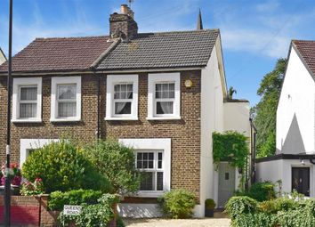 Thumbnail 2 bed semi-detached house for sale in Queens Road, Croydon, Surrey