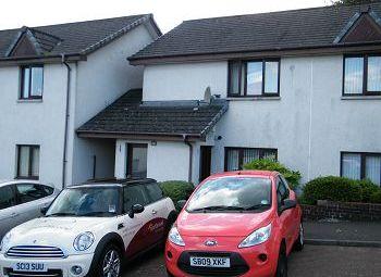 Thumbnail 2 bed flat to rent in The Brae, Kilmaurs, Kilmarnock