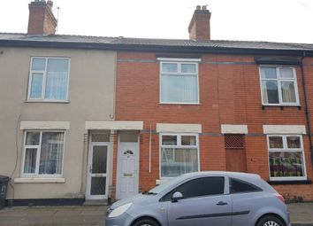 Thumbnail 3 bed town house for sale in Linton Street, Evington, Leicester