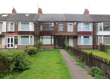 Thumbnail 3 bed terraced house to rent in Cottingham Road, Hull