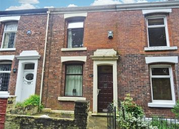 Thumbnail 2 bed terraced house for sale in Selborne Street, Blackburn, Lancashire