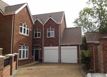 Thumbnail 5 bed detached house to rent in Halkin Close, Fulwood, Preston