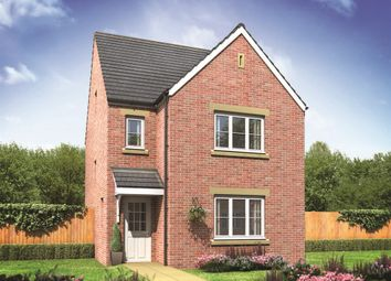 "Thumbnail 4 bed detached house for sale in ""The Lumley"" at Buckingham Court, Harworth, Doncaster"