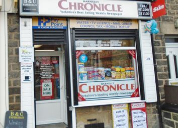 Thumbnail Retail premises for sale in 20 Eldon Street North, Barnsley