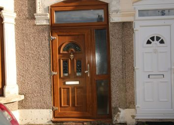 Thumbnail 4 bed terraced house to rent in Ripley Road, Ilford, Essex