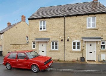 Thumbnail 2 bed semi-detached house to rent in Carterton, Tamarisk Crescent