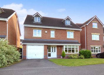 Thumbnail 5 bedroom detached house for sale in Moorefields View, Norton Heights, Stoke-On-Trent
