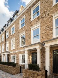 Thumbnail 3 bedroom town house for sale in Palladian Gardens, Burlington Lane, Chiswick, London