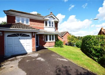 Thumbnail 4 bedroom detached house for sale in Julius Hill, Warfield, Bracknell, Berkshire