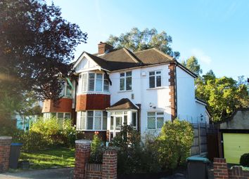 Thumbnail 5 bed semi-detached house for sale in Tolworth Rise North, Surbiton