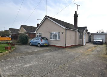 Thumbnail 3 bed detached bungalow for sale in Wembley Avenue, Chelmsford