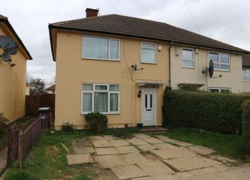 Thumbnail 3 bedroom semi-detached house for sale in Felstead Road, Stocking Farm