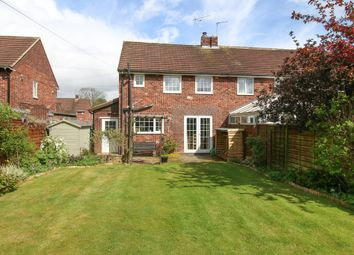 Thumbnail 2 bed end terrace house for sale in Don Avenue, York