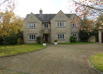 Thumbnail 4 bed detached house for sale in Filkins, Lechlade