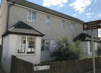 Thumbnail 2 bed end terrace house to rent in Charles Close, St Austell, Cornwall