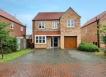 Thumbnail 4 bed detached house for sale in New Forest Way, Hull, Kingston-Upon-Hull