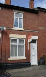 Thumbnail 2 bed terraced house to rent in Peach Street, Derby