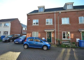 Thumbnail 5 bed town house for sale in Bobbin Road, Norwich
