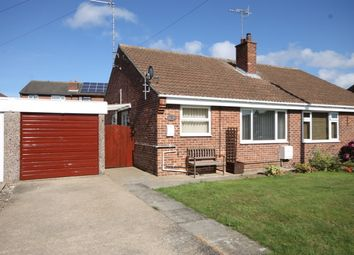 Thumbnail 2 bed semi-detached bungalow for sale in Watson Close, Hunmanby
