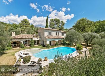 Thumbnail 4 bed villa for sale in Le Rouret, Opio, French Riviera