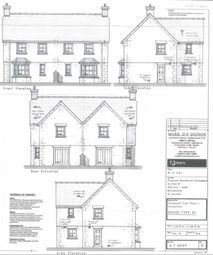 Thumbnail 3 bed semi-detached house for sale in Hewas Water, St. Austell