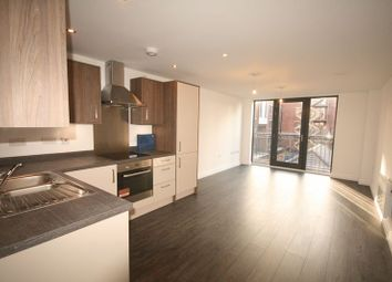 Thumbnail 2 bed flat to rent in The Big Peg, Warstone Lane, Hockley, Birmingham