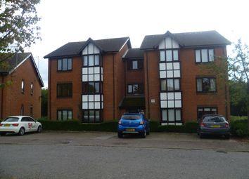 Thumbnail 1 bedroom flat to rent in Tenterden Crescent, Kents Hill