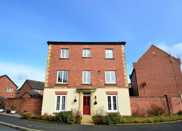 Thumbnail 5 bed detached house for sale in Bolbury Crescent, Agecroft Hall, Swinton, Manchester