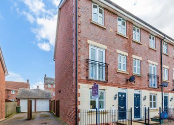 Thumbnail 4 bed end terrace house for sale in Persimmon Gardens, Cheltenham
